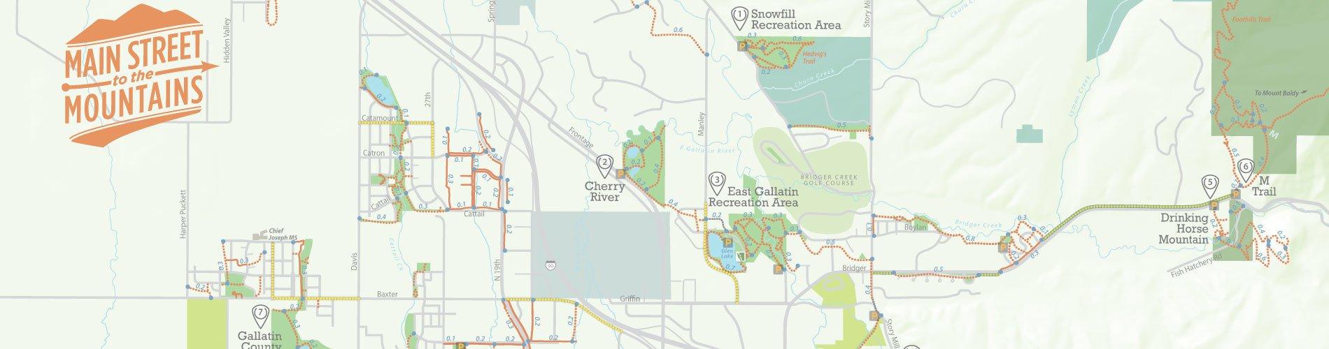 Trail Map | Gallatin Valley Land Trust
