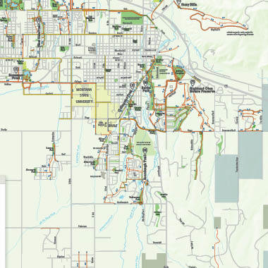 Online Trail Map is Live! | Gallatin Valley Land Trust